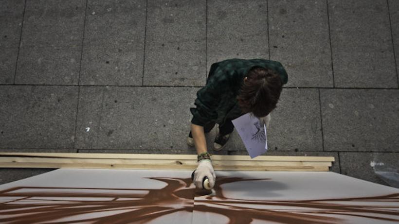 Граффити спасут трансформаторные подстанции ЮВАО отвандализма