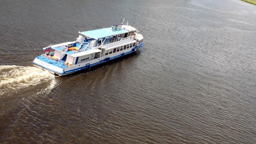 Речные трамваи из Химок запустят 1 мая