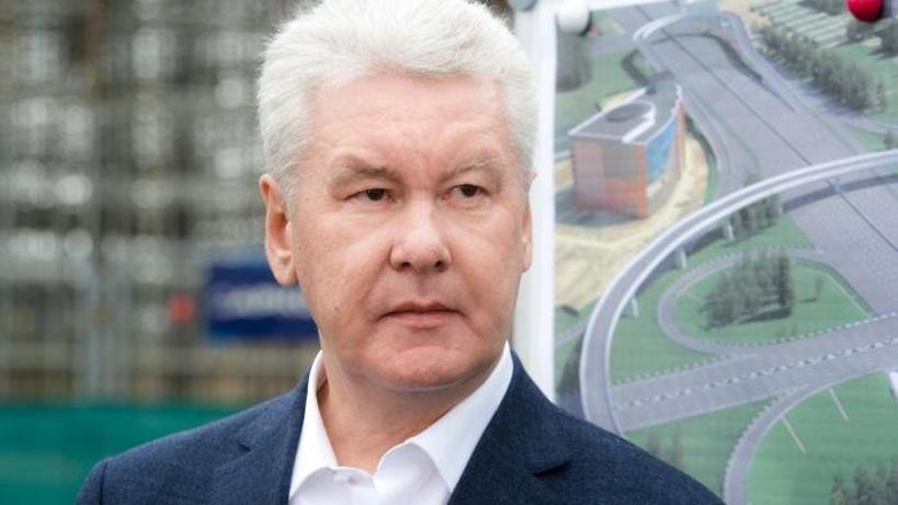 Собянин возглавит московский список «Единой России» навыборах вГосдуму