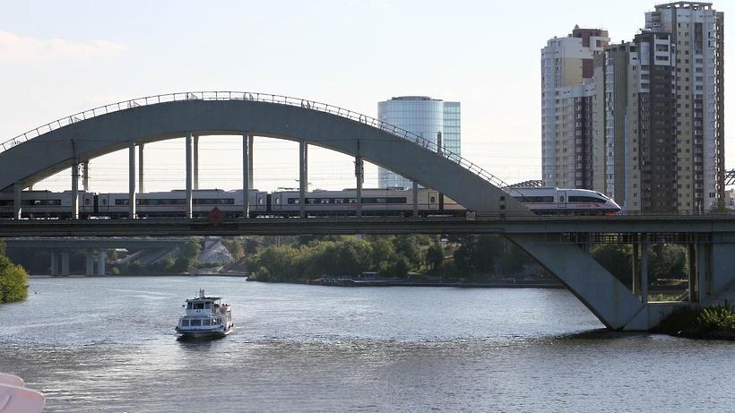 Новый водный транспорт запустят в российской столице в 2020-ом