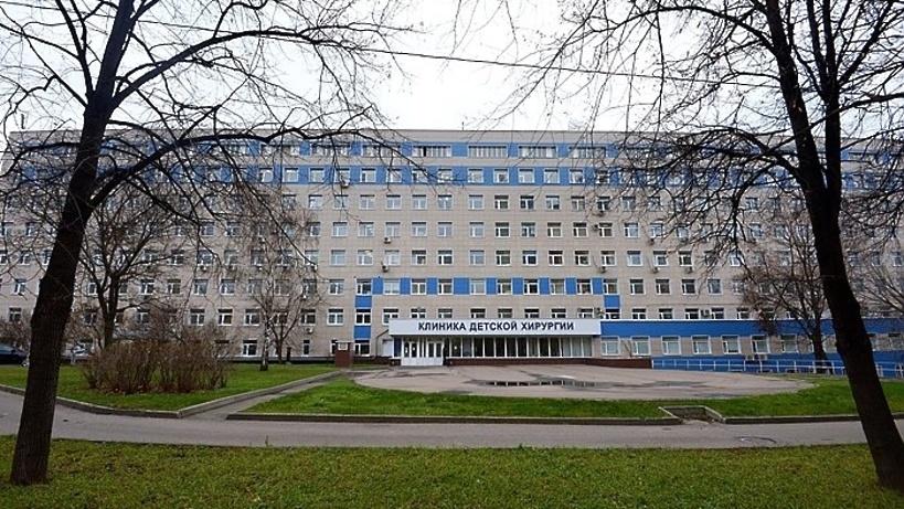Городская детская больница  21 на ул Ивовая д 3 Москва