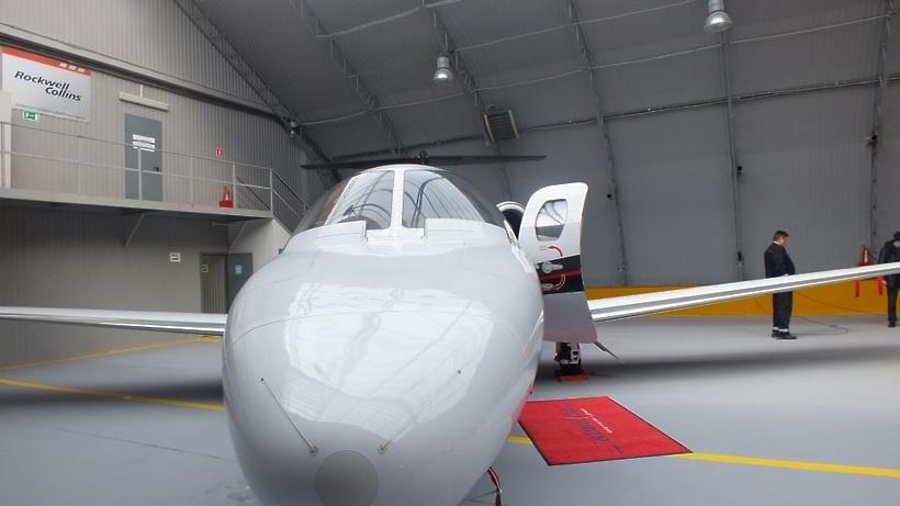 В РФ построят самолет сэлектродвигателем