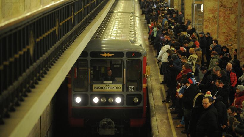 Центральный участок Сокольнической линии метро будет закрыт наремонт 13ноября