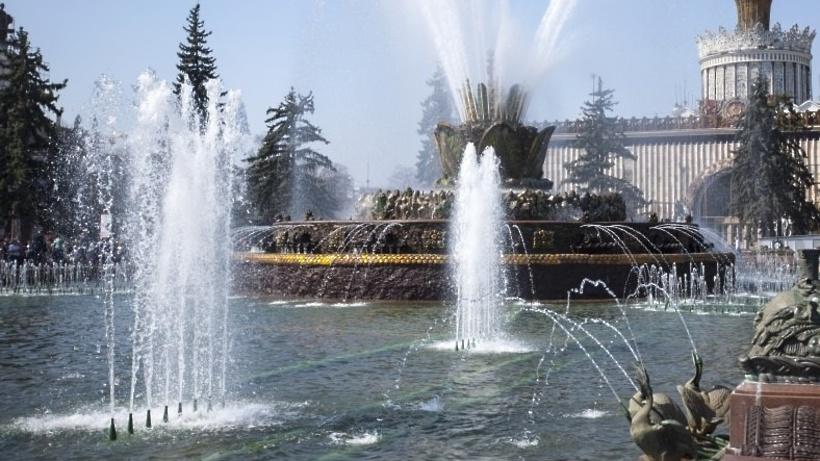 Собянин сказал оботкрытии сезона фонтанов в столице