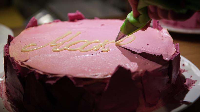 Фото на торте vjcrdf