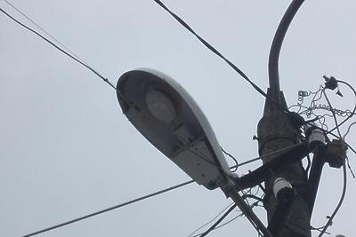 Освещение на улице Магистральной в Балашихе установят до конца лета