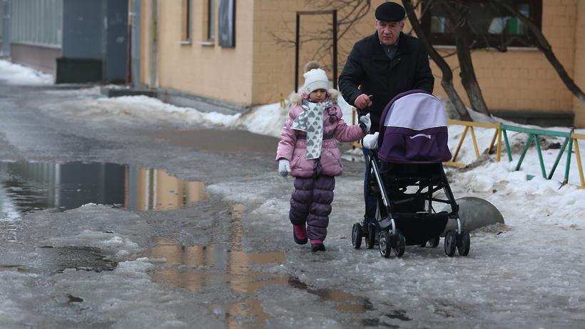 Погода наКрещение будет комфортной— Роман Вильфанд
