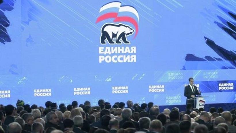 Турчака выбрали секретарем генсовета «Единой России»