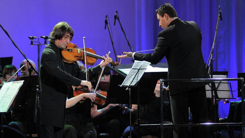 Лукашенко назвал Юрия Башмета одним изсамых значимых музыкантов современности