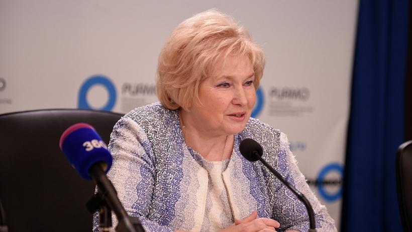 Антонова считает, что надо работать над повышением явки на выборах в Подмосковье