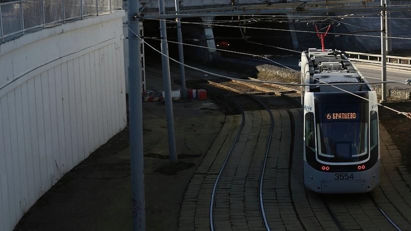 6 трамвай маршрут: