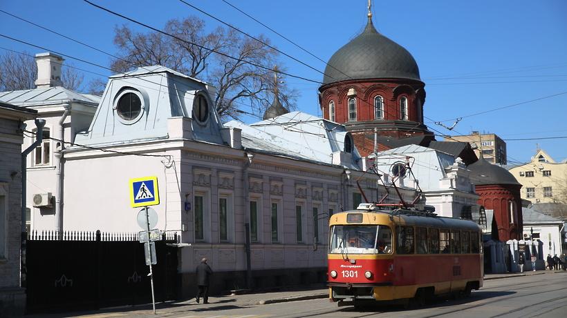 Власти столицы пустят смолотка старейшее трамвайное депо