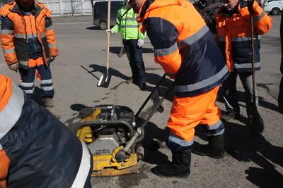 Более 160 млн руб потратят на плановый ремонт дорог в 2018 году в Люберцах