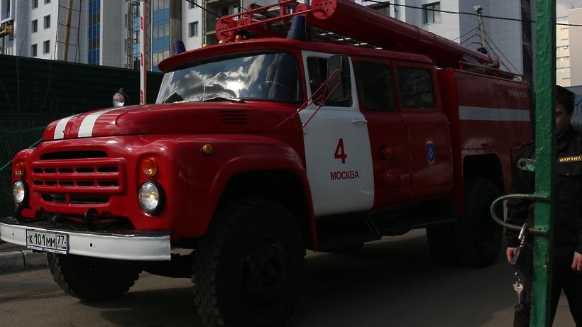 В 2-х квартирах наЩелковском шоссе навостоке столицы произошел пожар