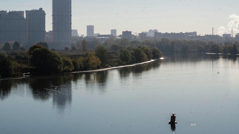 Жителей столицы  призвали непереживать из-за выброса фекалий вМоскву-реку