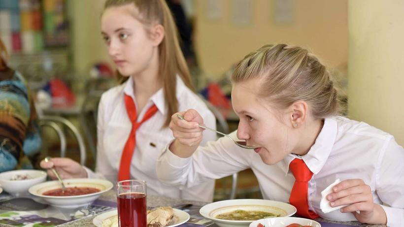 Более 3 млрд рублей выделили на питание школьников в Подмосковье в 2017 году – Забралова