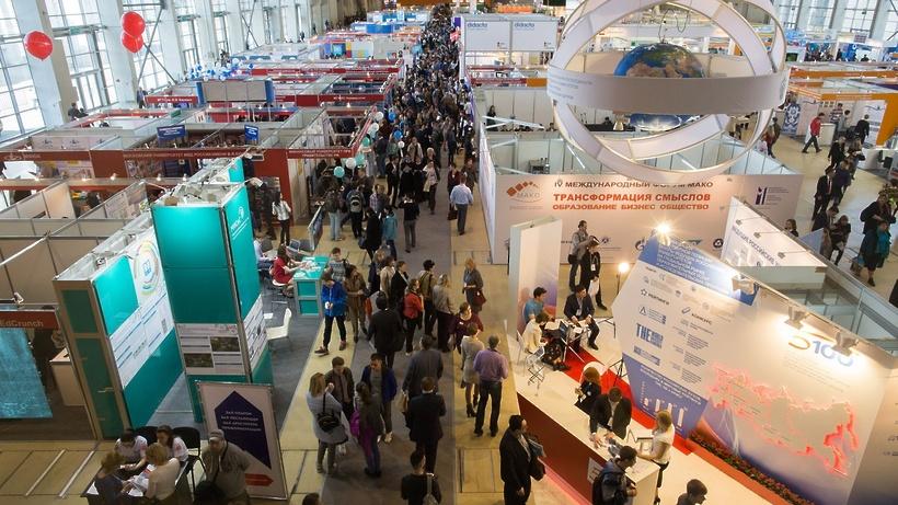 Подмосковье представит два стенда на Московском международном салоне образования