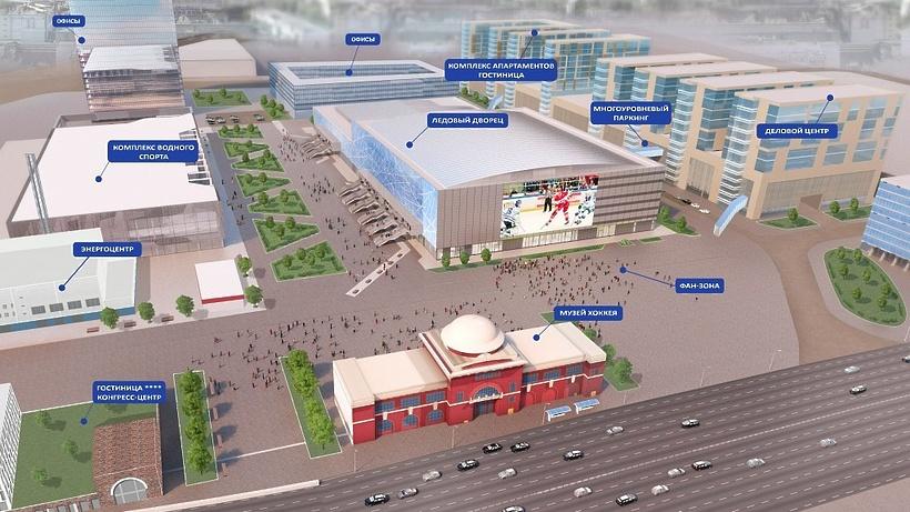Для территории МЦК разработают концепцию градостроительного развития