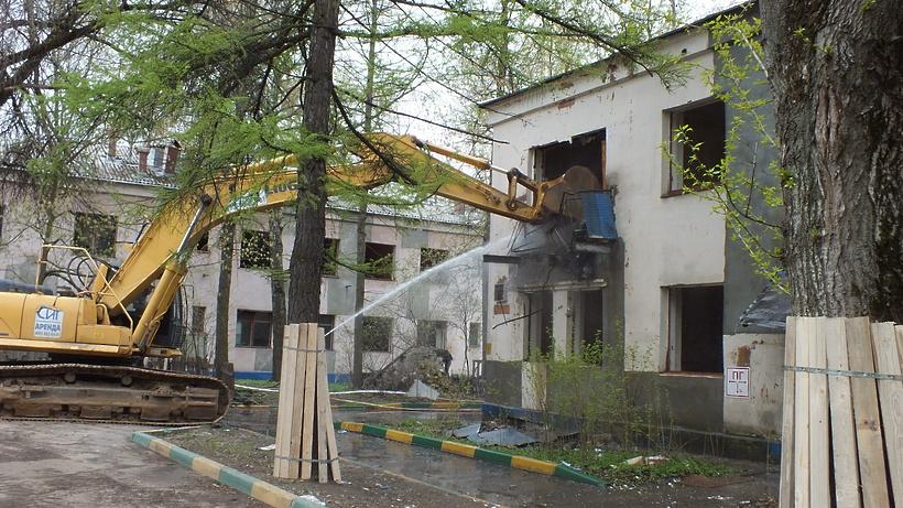 Власти Подмосковья планируют закончить программу расселения изветхого жилья до 2020