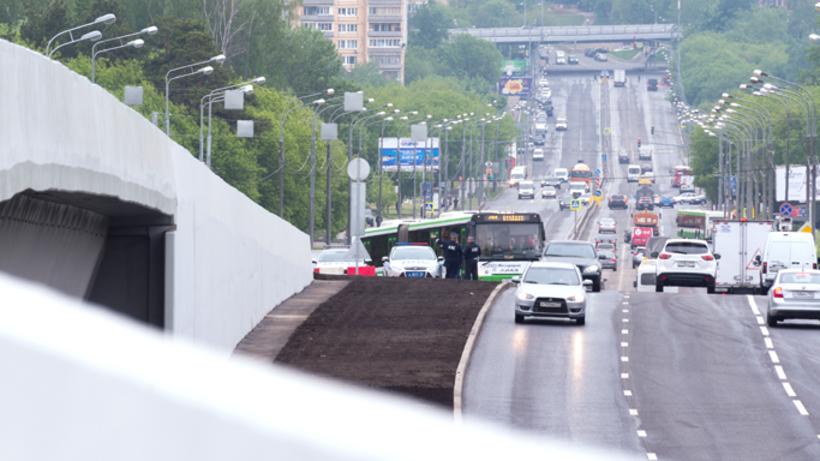 Нового подрядчика для реконструкции Щелковского шоссе определят в российской столице