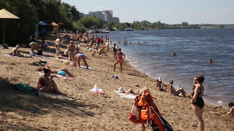 Самые чистые пляжи Московской области – в Дубне