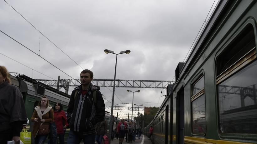 Компенсационные автобусы пустили наРижском иБелорусском направлениях МЖД из-за непогоды