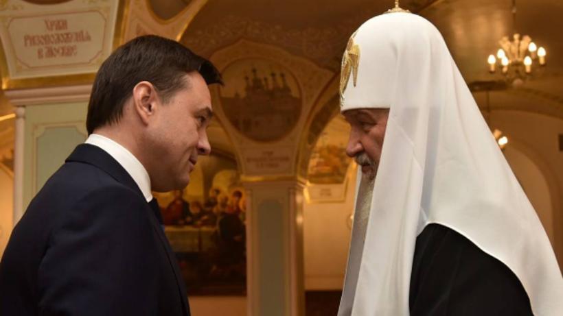 Лукашенко поздравил патриарха Кирилла: СВами роль Церкви возросла