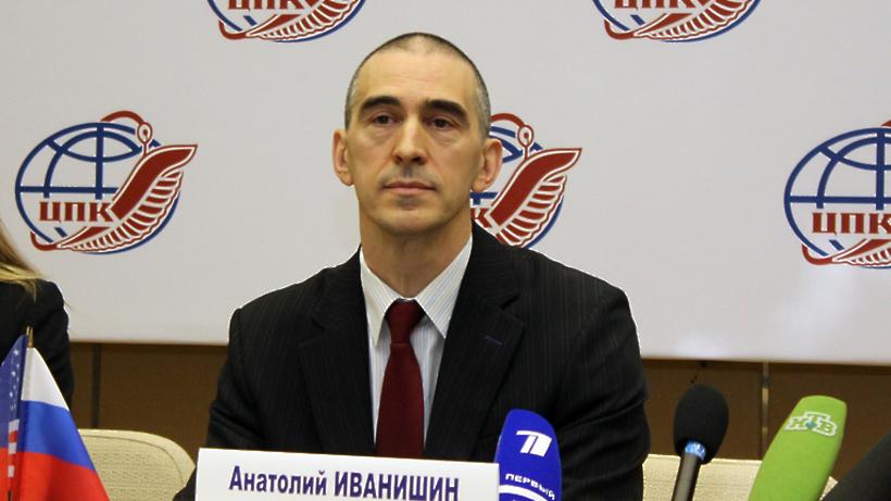 Иркутянин Анатолий Иванишин проголосовал вкосмосе