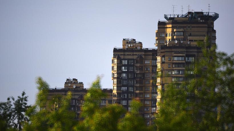 Жилье составило треть из всего объема недвижимости, построенного в Москве в 2018 году