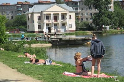 Набережную водоема «Южный» в Подольске благоустроят в 2020 году