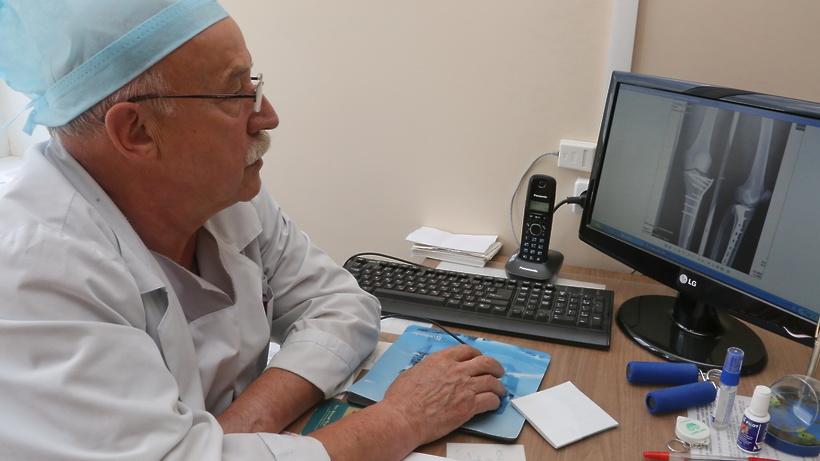 Электронные медкарты ввели во всех детских поликлиниках региона