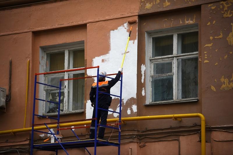 Капремонт многоквартирных домов в Московской области