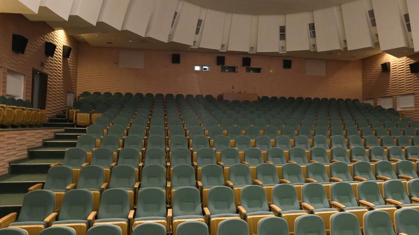 После реконструкции вкинотеатре «София» появится 8 современных кинозалов