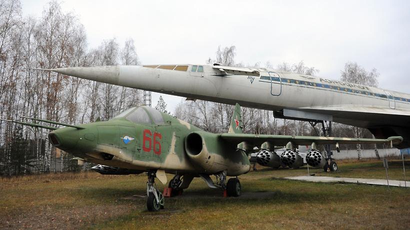 Сотрудники музея ВВС в Подмосковье рассказали, как мародеры уничтожали экспонаты в 90‑х