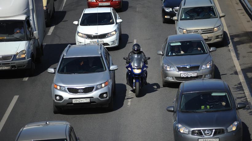 Мотоциклистов проверят на соблюдение ПДД в Балашихе до 12 июля