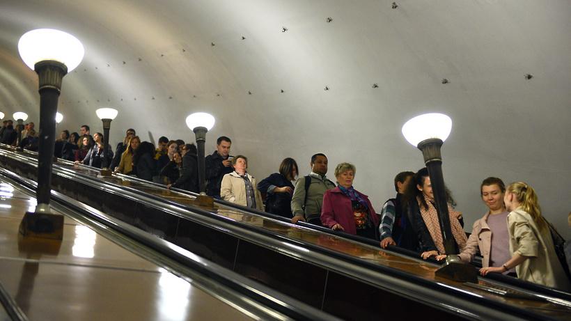 В российской столице объявлен конкурс надизайн 3-х новых станций метро