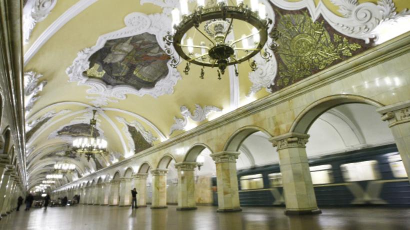 Режим работы вестибюля станции метро «Комсомольская» поменяется в столице со2апреля