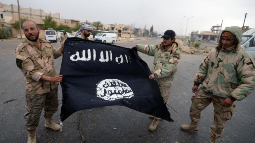 МинобороныРФ проверяет информацию оликвидации главаря ИГИЛ после удара ВКСРФ