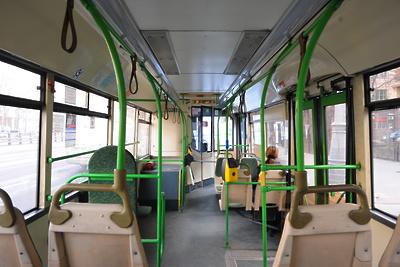 Пассажиропоток на автобусных маршрутах в Люберцах снизился почти на 80%