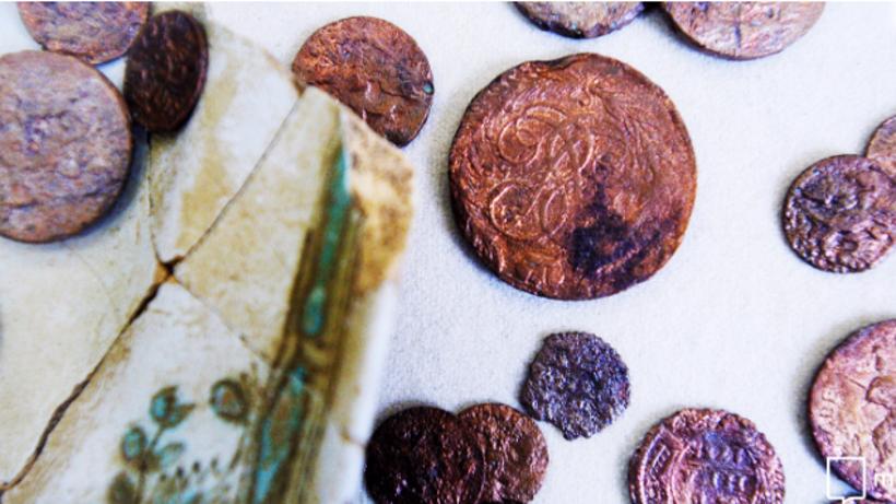 В столице продлили до3октября выставку археологических находок «Моей улицы»