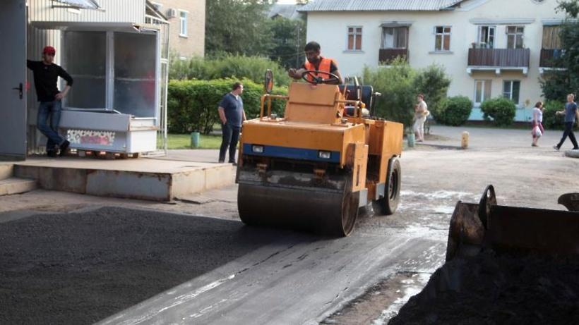 Ивантеевка, Звенигород и Дубна отстают в выполнении ямочного ремонта