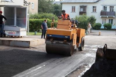 Более 100 ям на дорогах и во дворах устранили в Котельниках за месяц