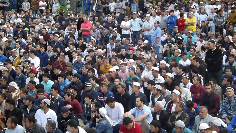 Свыше 100 тыс. мусульман могут обозначить Ураза-Байрам в столицеРФ