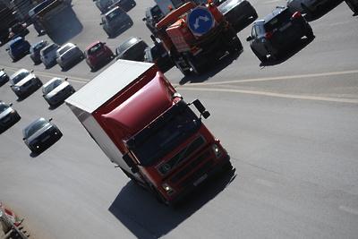 ЦКАД даст возможность транзита грузового транспорта внутри Московской области