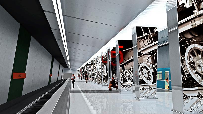 Сколько новых станций метро откроется в столице России доНового года?