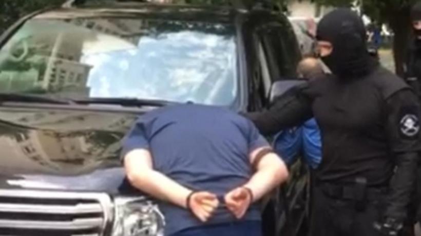 В столицеРФ арестовали уголовного авторитета Левана Перадзе