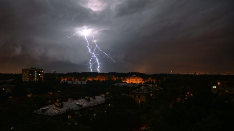В столице России на19апреля объявлен «желтый» уровень опасности из-за ветра