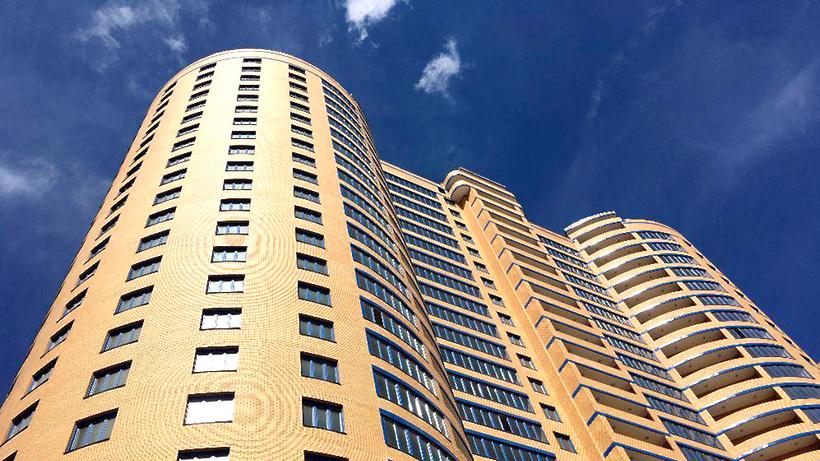 ВПодмосковье стали больше строить жилья эконом-класса