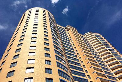 Почти 100 тыс квартир построили в Подмосковье в январе‑ноябре 2017 года