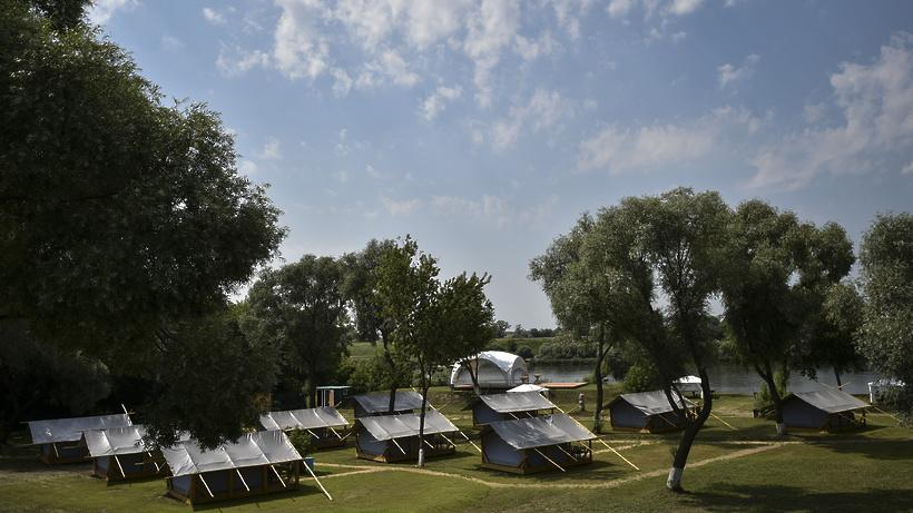 «Детские лагеря Подмосковья готовы ксезону»— Андрей Воробьев